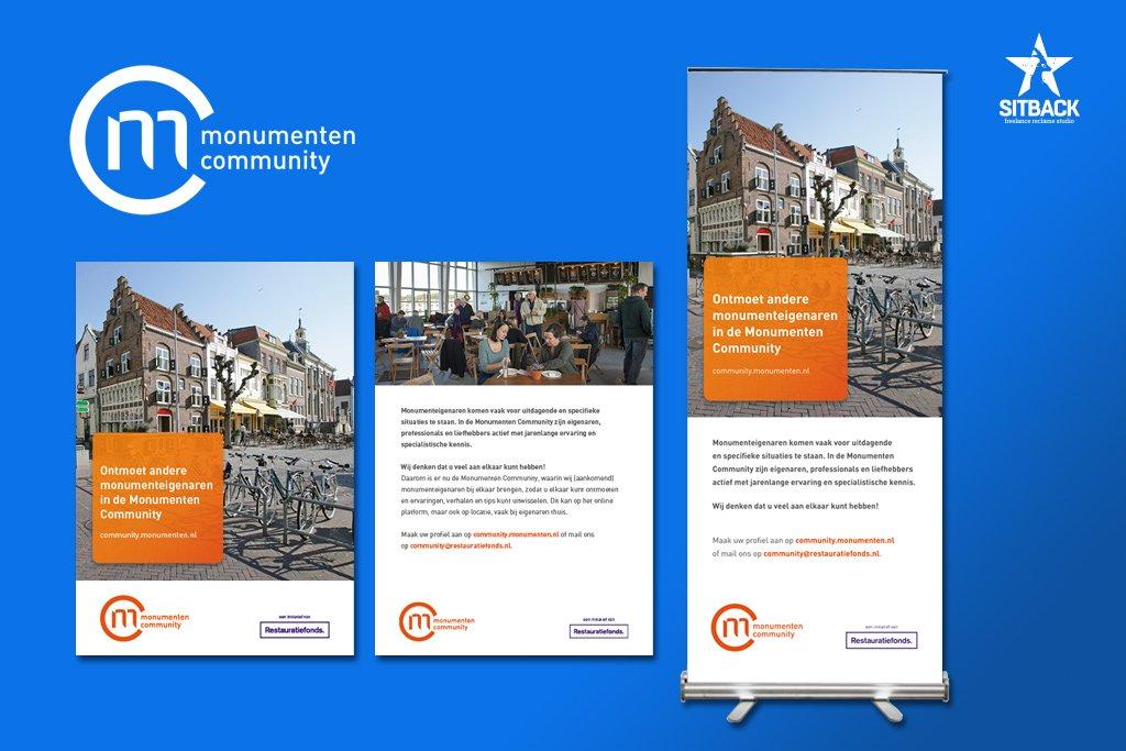 Sitback Ontwerp Drie Nieuwe Items Voor Monumenten Community