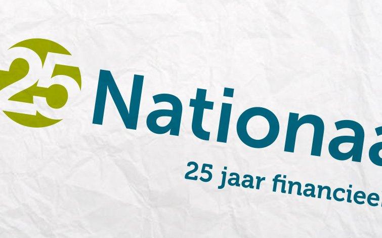 Vaak Sitback mocht het 25 jaar jubileum logo voor Groenfonds ontwerpen &TK43